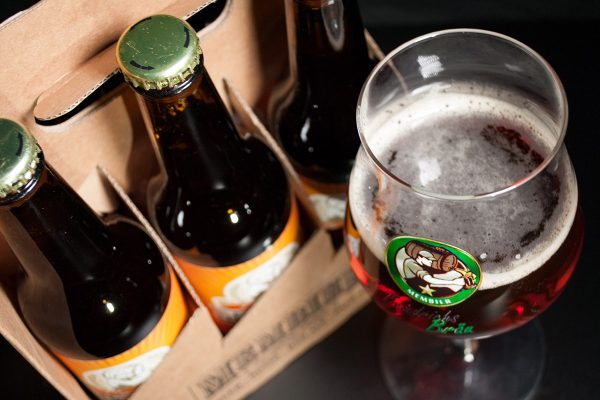 Membier Red Ale Sixpack